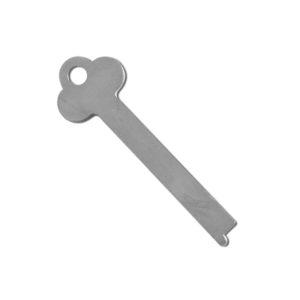 Flat Steel Key Blanks