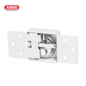 ABUS 142 Series Hasp and Staple 142/200-WHT