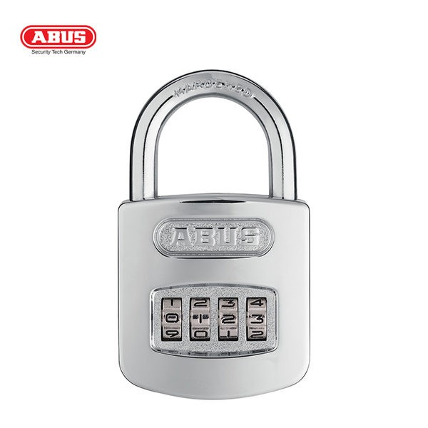 ABUS 160 Series Combination Padlock 160 50 1 A