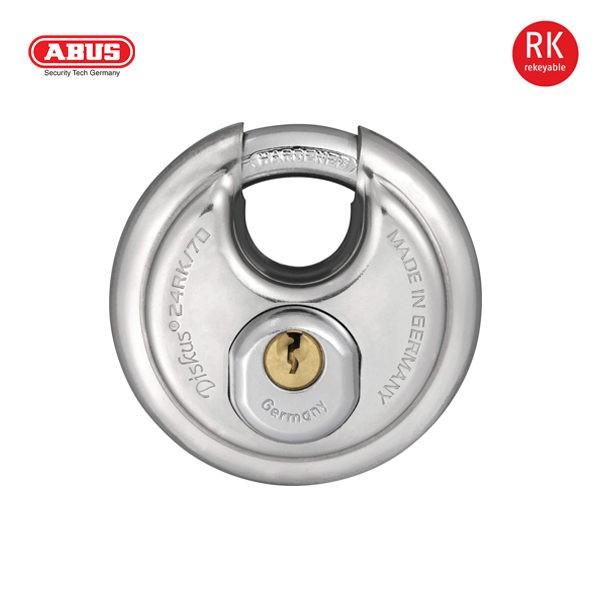 ABUS 24 Series ODP Discus Padlock 24-70_A