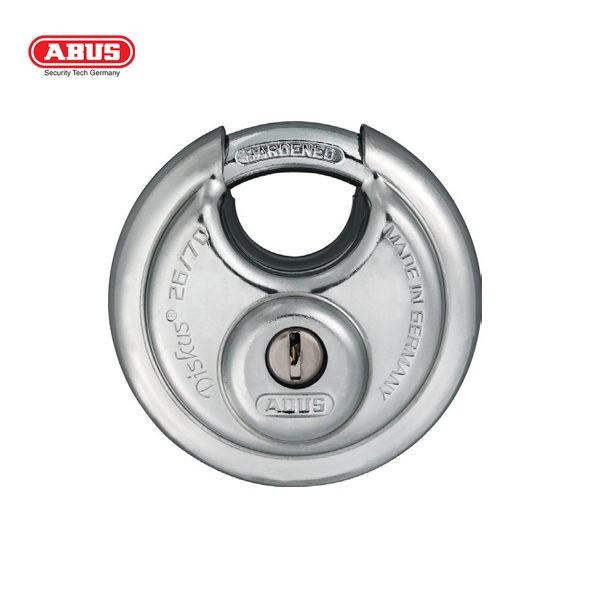 ABUS 26 Series ODP Discus Padlock 26-70-1_A