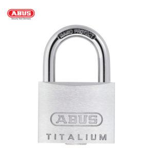 ABUS 64TI Series Titalium Padlock 64TI/20-1