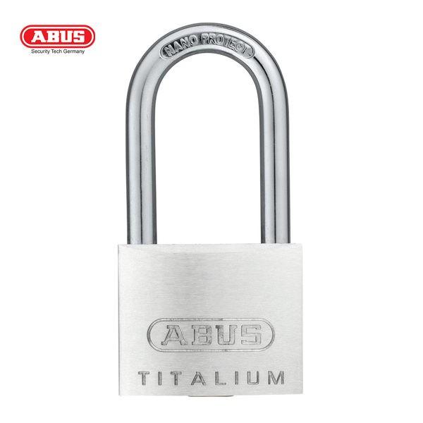 ABUS 64TI Series Titalium Padlock 64TI-20-1_C