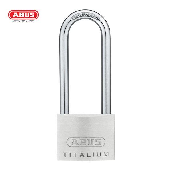 ABUS 64TI Series Titalium Padlock 64TI-20-1_E