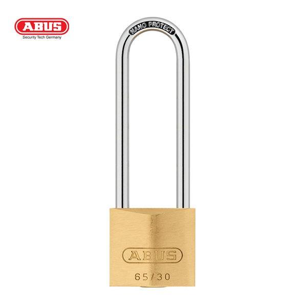 ABUS 65 Series LSP Brass Padlock 65-30HB30_A