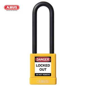 ABUS 74 Series Industrial Safety Padlock 74/40HB75