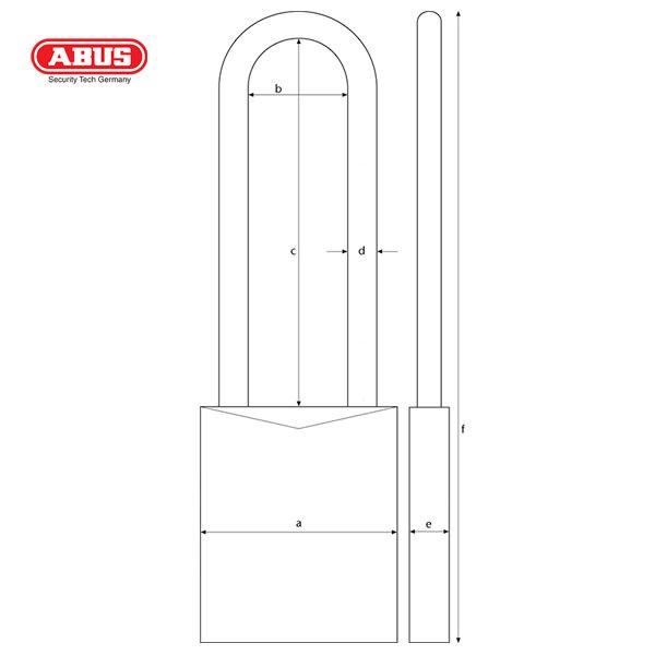 ABUS-76-Series-Industrial-Safety-Padlock-76-40HB75_R