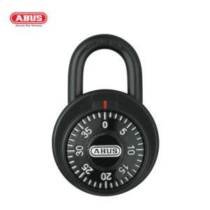 ABUS 78 Series Combination Padlock 78/50-BLK-1