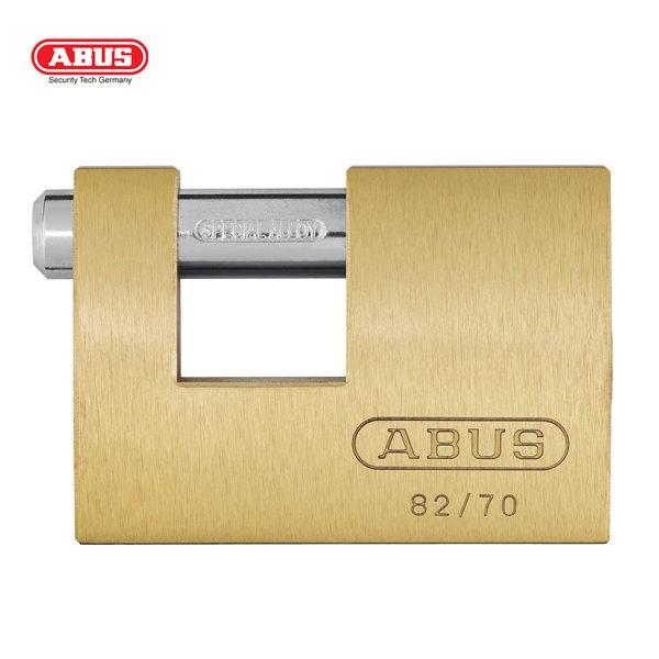 ABUS 82 Series Monoblock Insurance Padlock 82-63-1_A