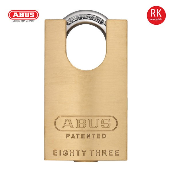 ABUS 83 45 Series Patented Padlock 83-45-1_A