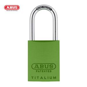 ABUS 83AL Series PAP Titalium Padlock 83AL/40-GRN