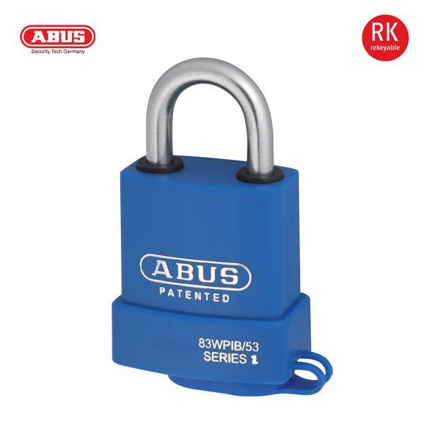 ABUS 83WPIB EWP Series Patented Padlock 83WPIB-53-1_A