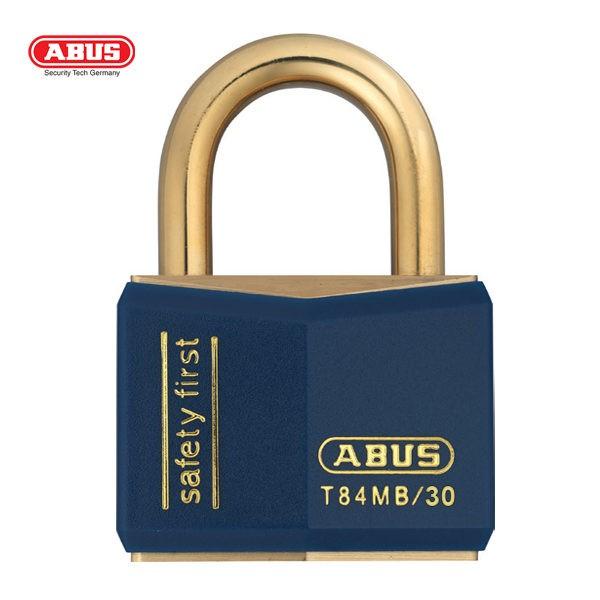 ABUS-T84MB-Nautic-Brass-Padlock-T84MB-30-BLU-1_A