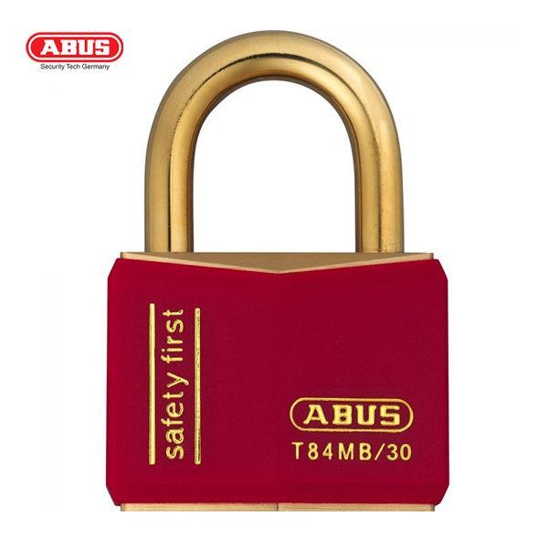 ABUS-T84MB-Nautic-Brass-Padlock-T84MB-30-RED-1_A