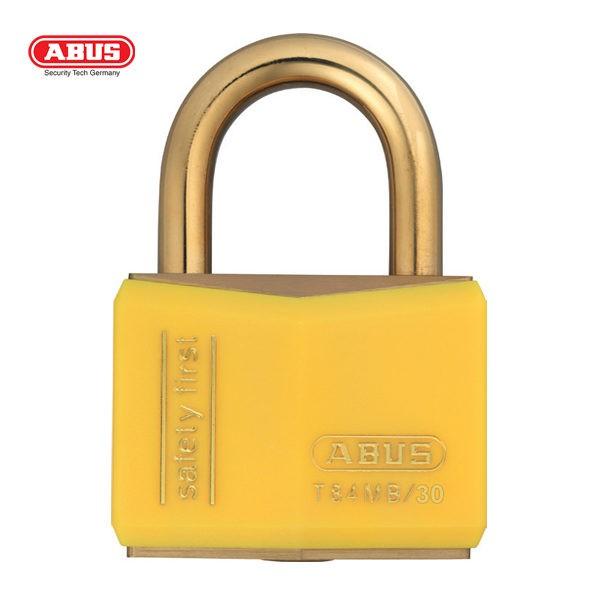 ABUS-T84MB-Nautic-Brass-Padlock-T84MB-30-YEL-1_A