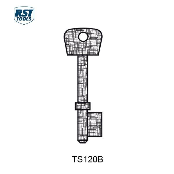 RST CHUBB Key Blanks TS120B