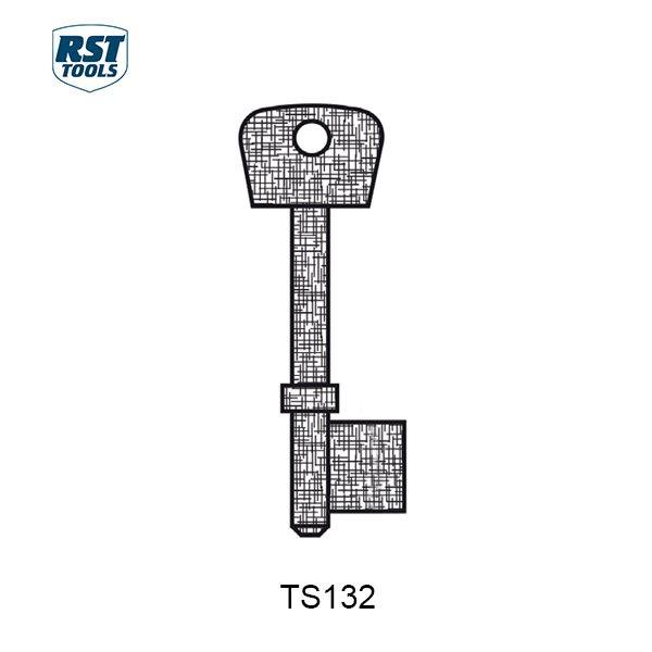 RST CHUBB Key Blanks TS132