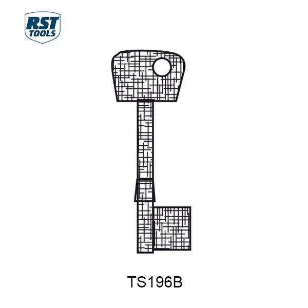 RST CHUBB Key Blanks TS196B
