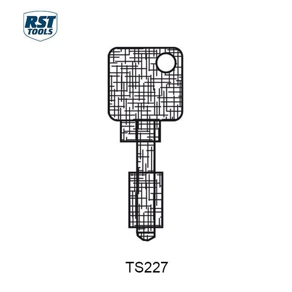 RST CHUBB Key Blanks TS227