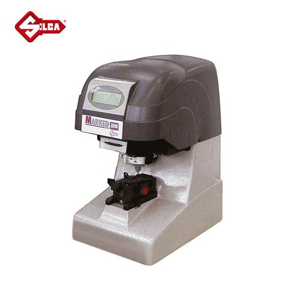 SILCA Marker 2000 Key Reading and Marking Machine_A
