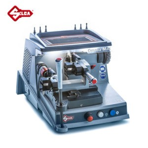 SILCA Omnia Max Key Cutting Machine