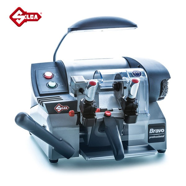 Silca Bravo Professional Key Cutting Machine_A