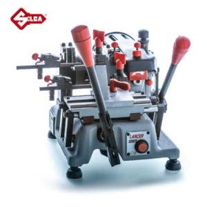 SILCA Lancer Plus Key Cutting Machine