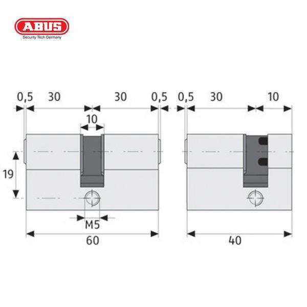 ABUS EC660 Standard Cylinder EC660_I