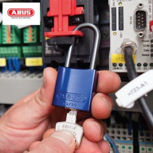 ABUS Multi-Pole Circuit Breaker Lockout E202