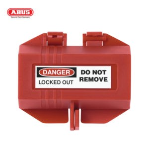 ABUS Power Plug Circuit Breaker Lockout P110