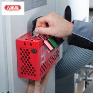 ABUS Safety Redbox Lockout B835