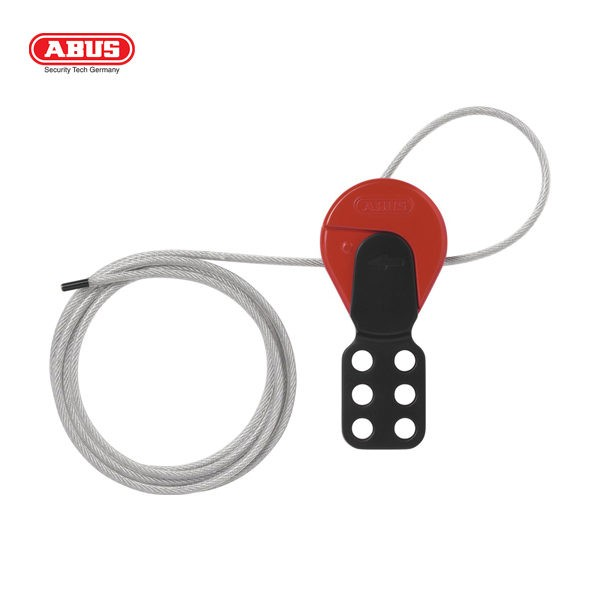 ABUS Universal Cable Gas Cylinder Lockout C503_A