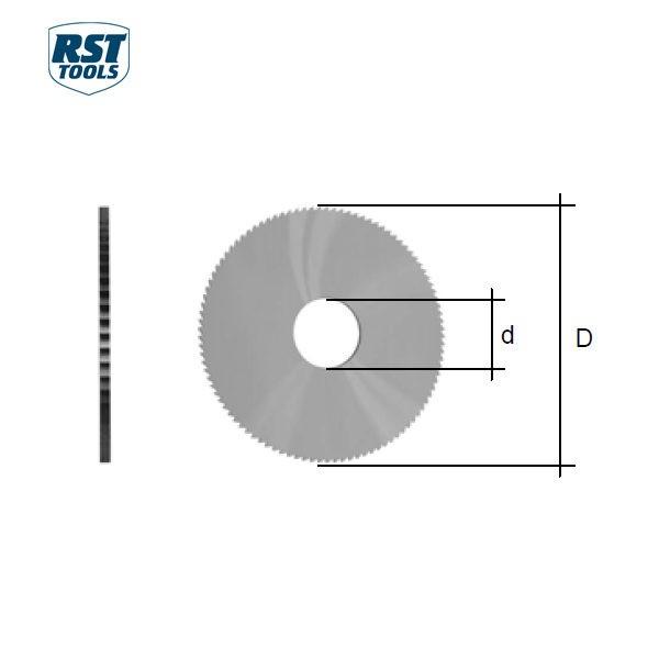 RST TILNEY Mortice or Slotter Cutter 750SF_A