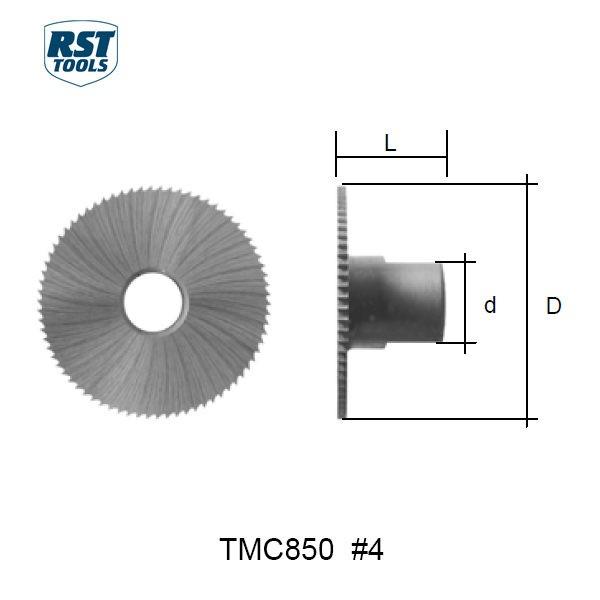 RST TILNEY Side Warding Cutter TMC850_A