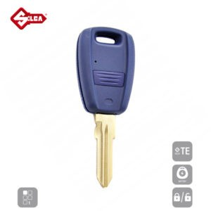 SILCA Empty Key Shells 1 Button GT15RARS1