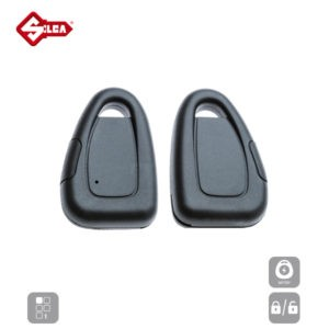 SILCA Empty Key Shells 1 Button GT15RRS1
