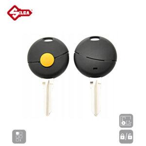 SILCA Empty Key Shells 1 Button YM23RS1