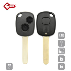 SILCA Empty Key Shells 2 Button HON66RS2