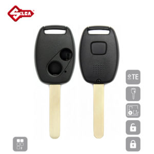 SILCA Empty Key Shells 2 Button HON66RS4