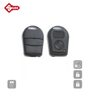 SILCA Empty Key Shells 2 Button HU92RRS2N