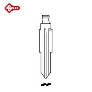 SILCA Key Blade CHEVROLET DWO5FH