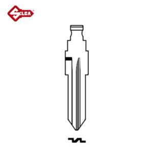 SILCA Key Blade FORD-EU FO10FH