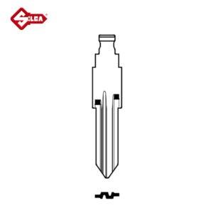 SILCA Key Blade TATA TAT1FH