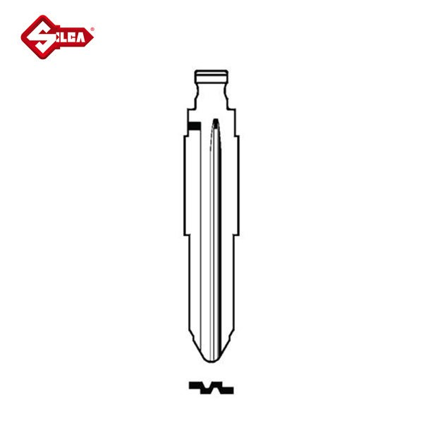 SILCA-Key-Blade-TOYOTA-TOY41RFH_B