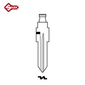 SILCA Key Blade TRW SIPEA GT15RFH