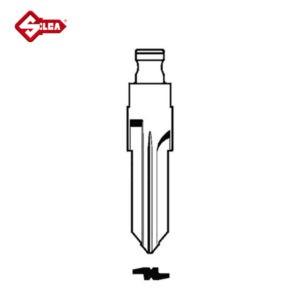 SILCA Key Blade VACHETTE VAC102FH