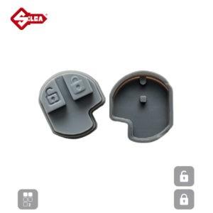 SILCA Rubber Pads 2 Button SZRS2