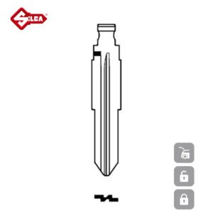 SILCA Transponder Look Alike Keys SZ11RTE
