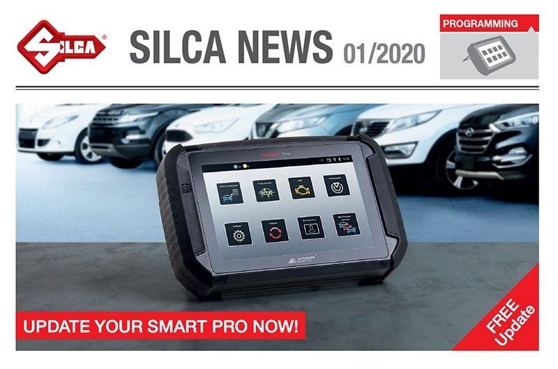 Silca News Bulletin 01/2020