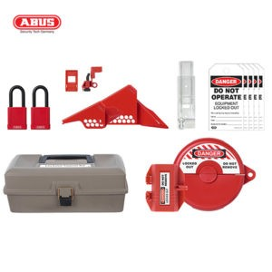 ABUS Combination Toolbox Kit Lockout AU-ABS-K935